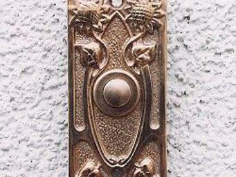 Replicata - klingelplatte sonnenblumen - Door Bell