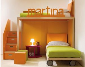DEARKIDS -  - Mezzanine Bed Child