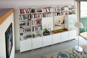 FITTING - fitting lounge - Open Bookcase