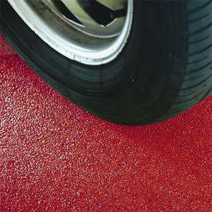 Anti skid floor paint