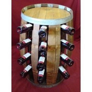 Barrique Meuble Bordeaux -  - Bottle Rack