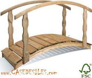 Case des iles - petite rivière - Garden Bridge