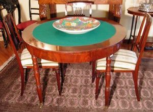 FASCINO ANTICO -  - Games Table