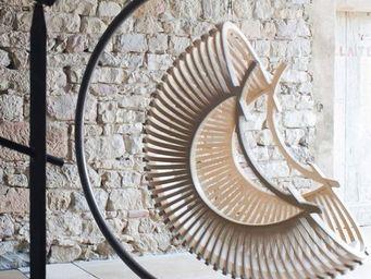 CONCEPT SUSPENDU - nautile - Hanging Armchair