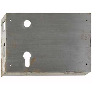 FERRURES ET PATINES - faux coffre de serrure en fer pour porte d'entree - Keyhole