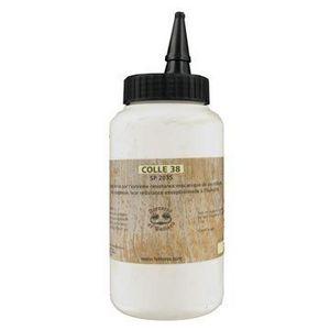 FERRURES ET PATINES - colle blanche - se caracterise par l'extrême rest - White Glue