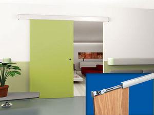 Wimove - systeme coulissant a fermeture automatique soft-cl - Internal Door Motorisation