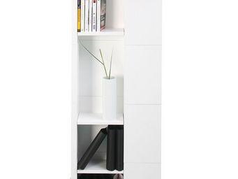 Miliboo - u2ydd bibliotheque multimedia - Shelf
