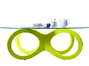 Miliboo - butterfly table basse - Oval Dining Table