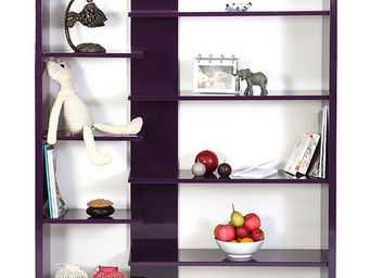 Miliboo - vixy bibliotheque - Open Bookcase