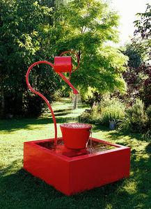 Olikid - leopold xl ___ - Outdoor Fountain