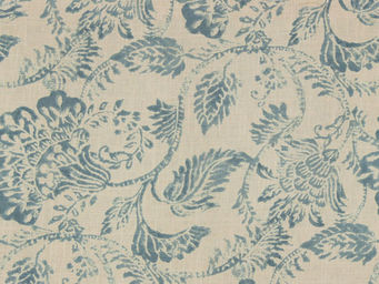 KA INTERNATIONAL - adur azul - Fabric