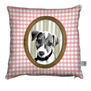 LAIssEZ LUCIE FAIRE... - laissez lucie faire... - coussin russell vichyrose - Children's Pillow