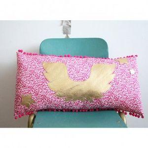CREME ANGLAISE - crème anglaise - coussin enfant rectangle ailes ro - Children's Pillow