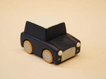 KUKKIA - k001-nvy-kuruma - Wooden Toy