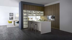Total Consortium Clayton - tocco/timber - Built In Kitchen