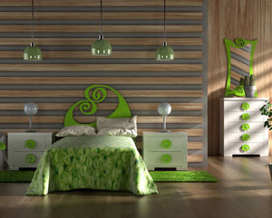 CRUZ CUENCA - olas - Children's Headboard