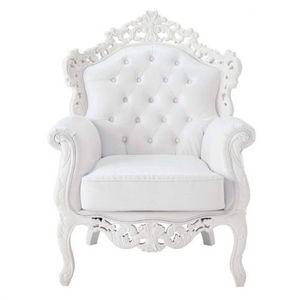 MAISONS DU MONDE - fauteuil barocco - Bridge Chair