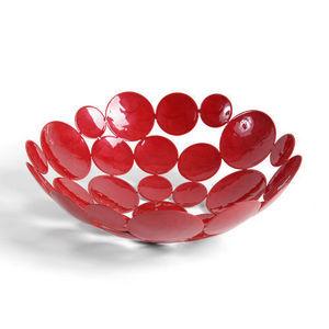 MAISONS DU MONDE - coupe déco samba rouge - Fruit Dish
