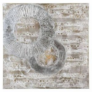Maisons du monde - toile eclipse petit modèle - Decorative Painting
