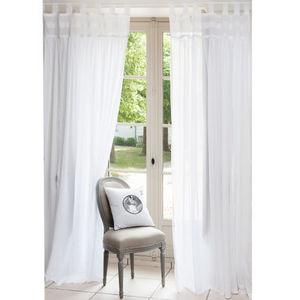 MAISONS DU MONDE - rideau garance - Tab Top Curtain