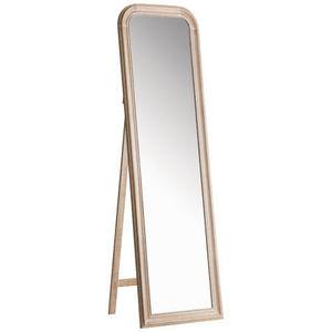 Maisons du monde - psyché louis naturel - Full Length Mirror
