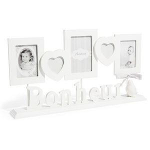 Maisons du monde - cadre enfilade birdy blanc - Photo Frame