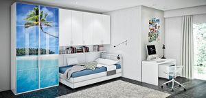 Cia International -  - Bedroom Wall Units