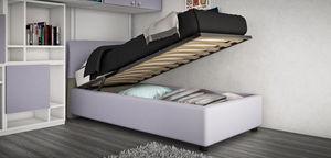 Cia International - letto bon bon - Storage Bed
