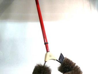 Redecker - balai toile d'araignée avec manche téléscopique 7 - Broom