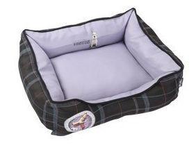 LES AVENTURES DE TINTIN - corbeille rectangle violette les aventures de tint - Doggy Bed
