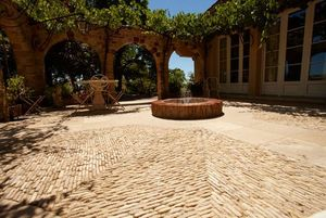 Occitanie Pierres -  - Pebble Flooring