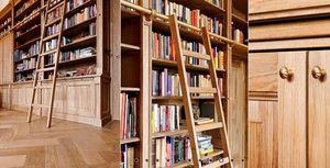 BOHEMIAN WORKS -  - Open Bookcase