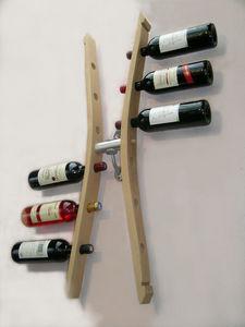 Douelledereve - modèle cépage - Wine Bottle Tote