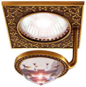 FEDE - crystal de luxe san sebastian collection - Recessed Ceiling Light