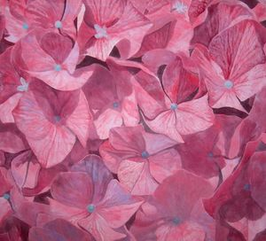 Atelier Follaco - hortensia - Wall Decoration