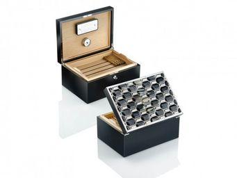 ARCA HORN -  - Cigar Case