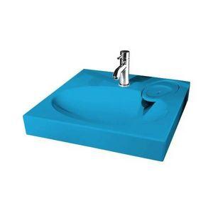 Aryga - PlusDePlace.fr - lavabo gpm - Wall Mounted Washbasin