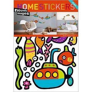 Nouvelles Images - stickers adhésif submarine nouvelles images - Sticker