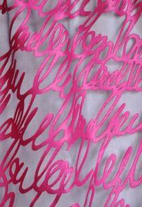 SONIA RYKIEL pour Lelievre - rue des 4 - vents - Net Curtain