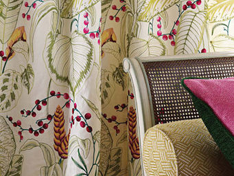 Lorca - sumatra - Upholstery Fabric