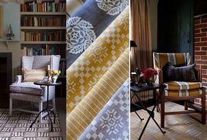 William Yeoward -  - Furniture Fabric