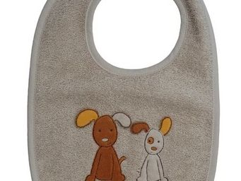 SIRETEX - SENSEI - bavoir scratch doggy dog - Bib