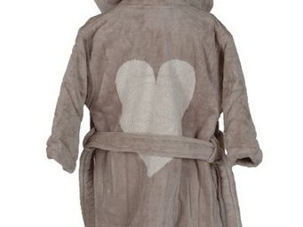 SIRETEX - SENSEI - peignoir taille 4 ans ficelle baby sensoft 400gr/m - Children's Dressing Gown