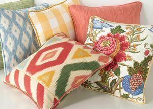 BRUNSCHWIG & FILS -  - Square Cushion
