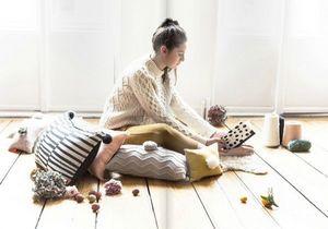MARIKA GIACINTI PARIS -  - Rectangular Cushion