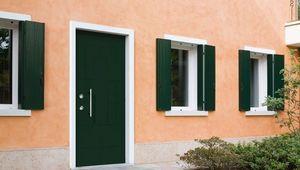 Silvelox - pantographés linee - Entrance Door
