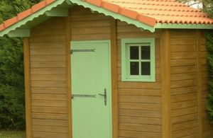 Doizon -  - Wood Garden Shed