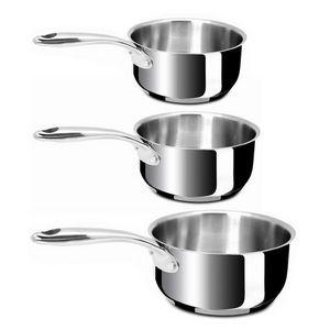 BACKEN - bäcken - ensemble de 3 casseroles chambord graduée - Saucepan