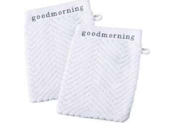 Aquanova - good morning - Bath Glove